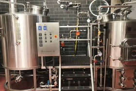 Used Complete Brewhouse